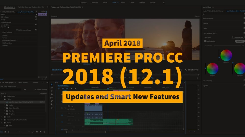 Download and install Adobe Premiere Pro CC 2018 Full Lisence
