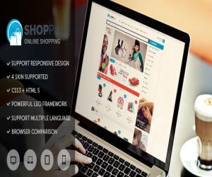 Prestashop - Leo Shopping Prestashop Theme
