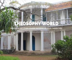 Theosophical World Resources
