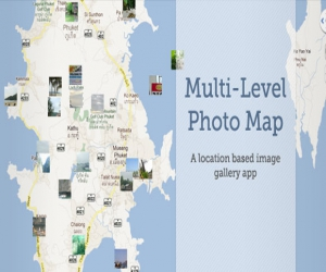 MULTI-LEVEL PHOTO MAP
