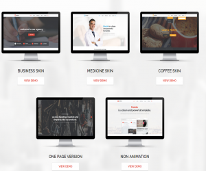 Marble - Multipurpose HTML Template