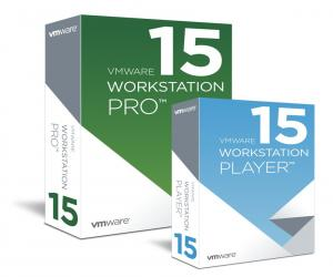 VMware Workstation Pro 15.0.0