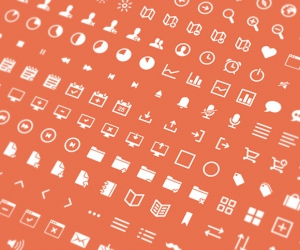Ikons– 264 vector icons (CSH + PSD)