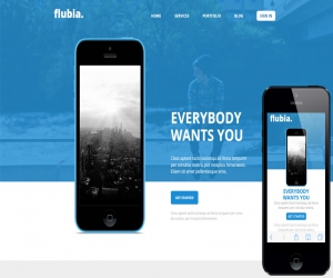 Flubia a Mobile App