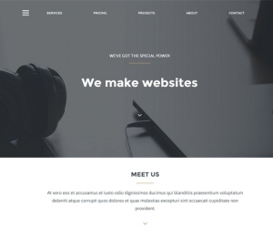 Arcadia a Landing Page Bootstrap Responsive web template