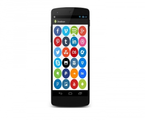 droidicon - Over 1600 icons for Android