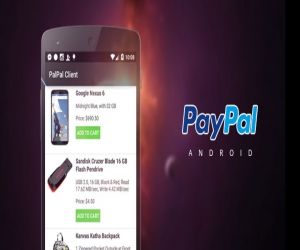 Android Integrating PayPal using PHP, MySQL – Part 2
