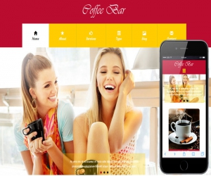 Coffee Bar a Hotel Category Flat Bootstrap Responsive Web Template
