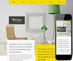 Urban Furniture a Interior Architects Multipurpose Flat Bootstrap Responsive Web Template