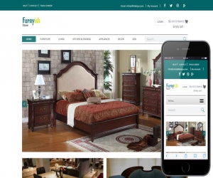 Furnyish Store a Flat Ecommerce Bootstrap Responsive Web Template